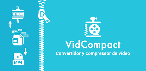 Vidcompact comprimir video para whatsapp